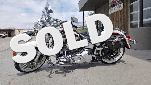 1993 Harley-Davidson Heritage Nostalgia FLST N Ogden, Utah 0