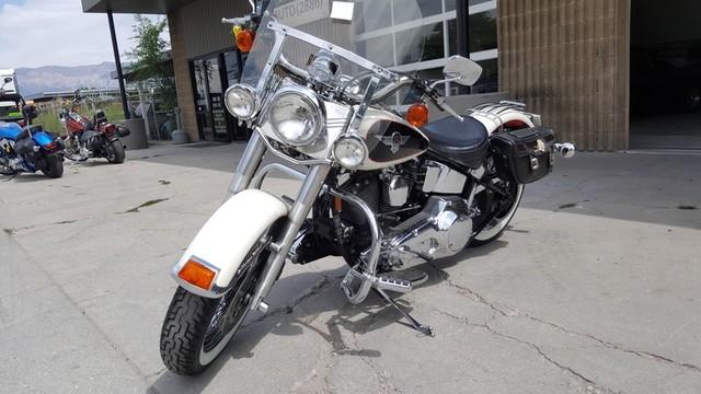 1993 Harley-Davidson Heritage Nostalgia FLST N Ogden, Utah 1