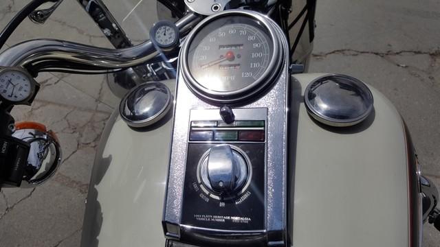 1993 Harley-Davidson Heritage Nostalgia FLST N Ogden, Utah 16