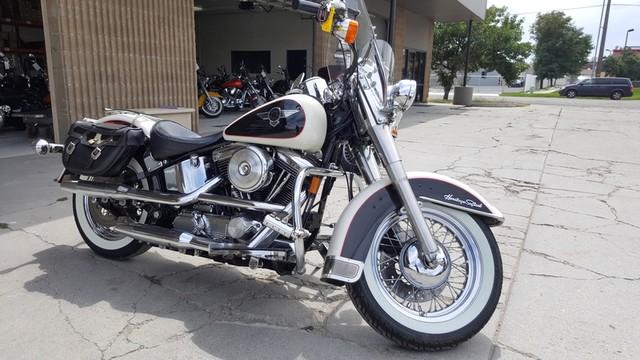 1993 Harley-Davidson Heritage Nostalgia FLST N Ogden, Utah 3