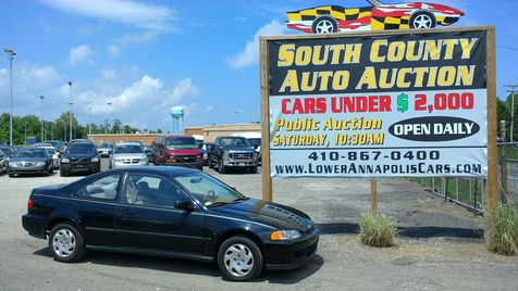 1993 Honda Civic EX in Harwood, MD