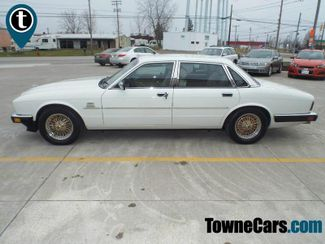1993 Jaguar XJ Vanden Plas   Medina, OH   Towne Auto Sales in Ohio OH