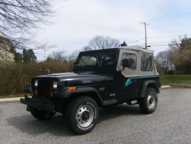 1993 Jeep Wrangler S 4WD West Chester, PA 5