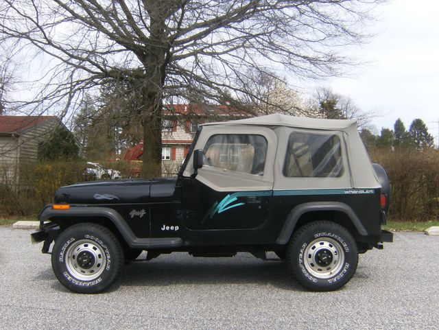 1993 Jeep Wrangler S 4WD West Chester, PA 4