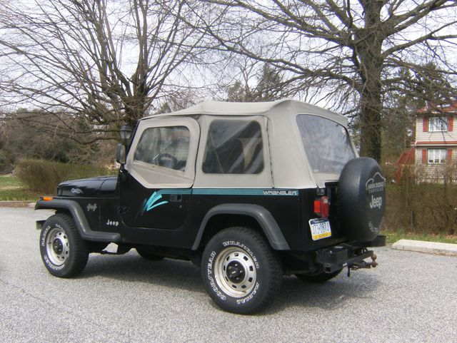 1993 Jeep Wrangler S 4WD West Chester, PA 3