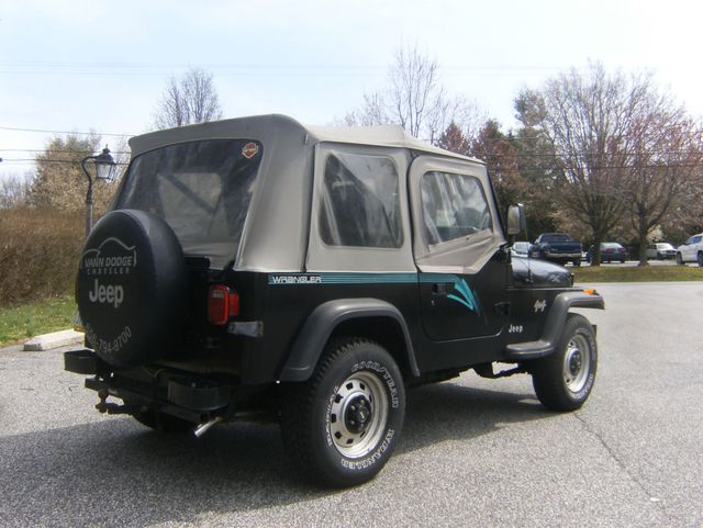 1993 Jeep Wrangler S 4WD West Chester, PA 2