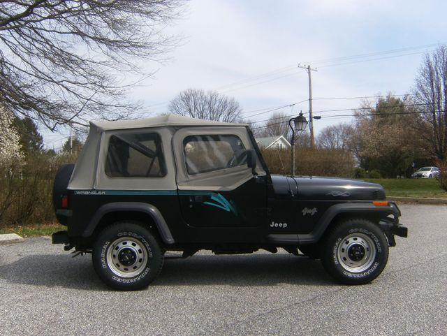 1993 Jeep Wrangler S 4WD West Chester, PA 1