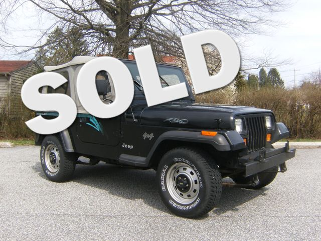 1993 Jeep Wrangler S 4WD West Chester, PA 0