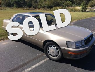 1993 Lexus-$1995!!  Leather!! Moonroof!! LS 400-BUY HERE PAY HERE!!  CARMARTSOUTH.COM Knoxville, Tennessee
