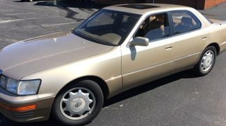 1993 Lexus-$1995!!  Leather!! Moonroof!! LS 400-BUY HERE PAY HERE!!  CARMARTSOUTH.COM Knoxville, Tennessee 2
