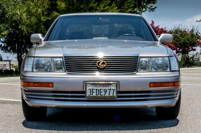 1993 Lexus LS 400  AUTO - LEATHER - SUNROOF Reseda, CA 3