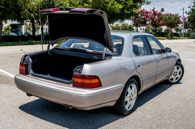 1993 Lexus LS 400  AUTO - LEATHER - SUNROOF Reseda, CA 12
