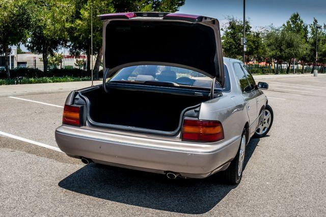 1993 Lexus LS 400  AUTO - LEATHER - SUNROOF Reseda, CA 11