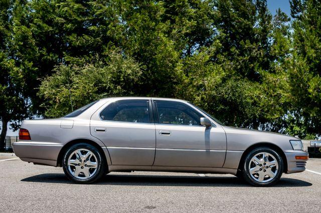 1993 Lexus LS 400  AUTO - LEATHER - SUNROOF Reseda, CA 6