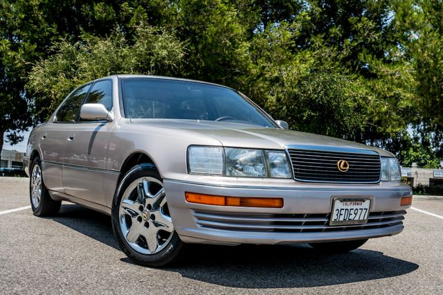 1993 Lexus LS 400  AUTO - LEATHER - SUNROOF Reseda, CA 41