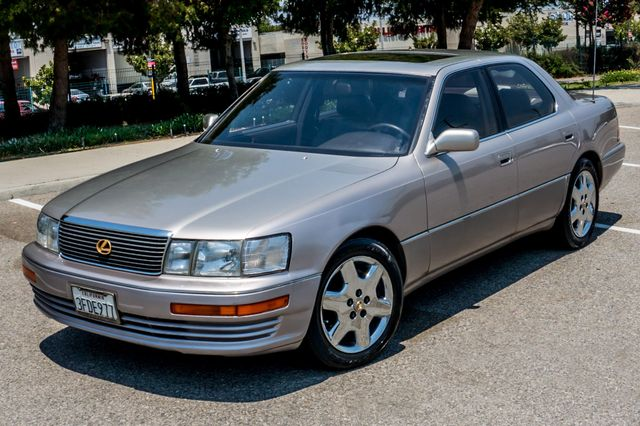 1993 Lexus LS 400  AUTO - LEATHER - SUNROOF Reseda, CA 1