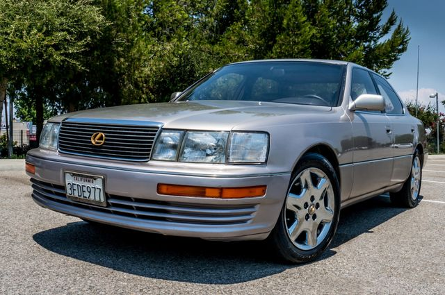 1993 Lexus LS 400  AUTO - LEATHER - SUNROOF Reseda, CA 37