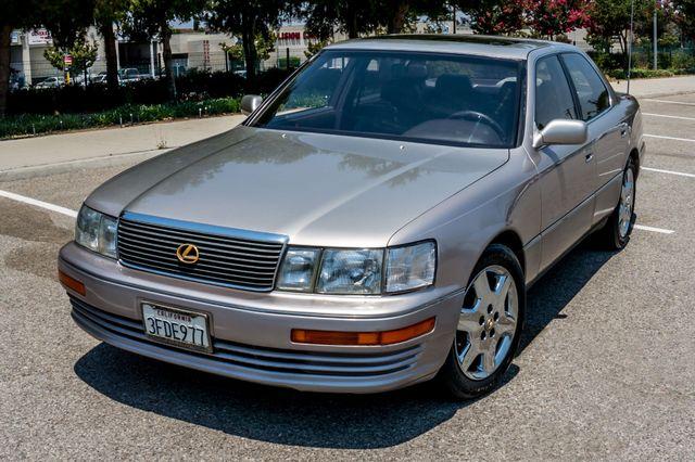 1993 Lexus LS 400  AUTO - LEATHER - SUNROOF Reseda, CA 38