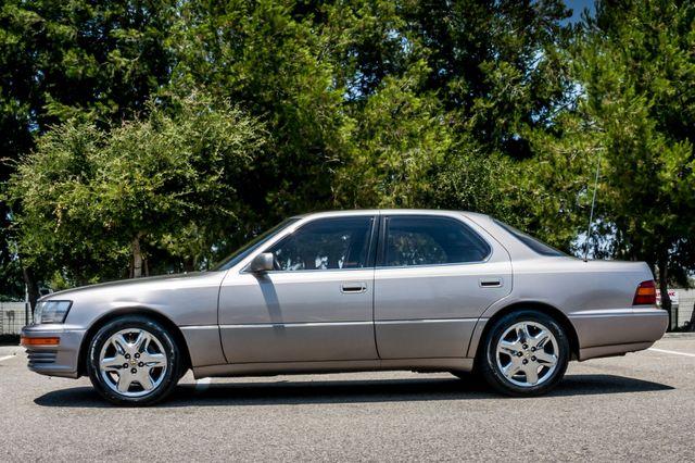1993 Lexus LS 400  AUTO - LEATHER - SUNROOF Reseda, CA 5