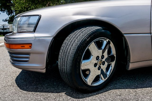 1993 Lexus LS 400  AUTO - LEATHER - SUNROOF Reseda, CA 13