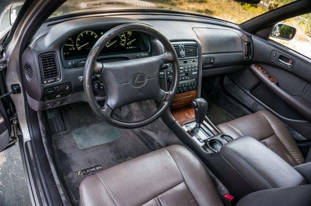 1993 Lexus LS 400  AUTO - LEATHER - SUNROOF Reseda, CA 15