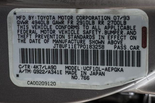 1993 Lexus LS 400  AUTO - LEATHER - SUNROOF Reseda, CA 36