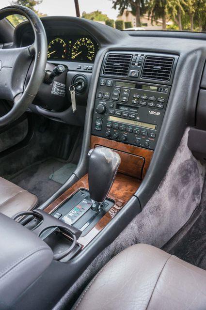 1993 Lexus LS 400  AUTO - LEATHER - SUNROOF Reseda, CA 20