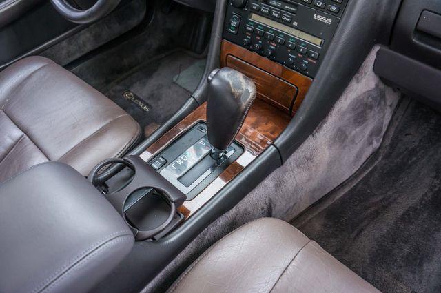 1993 Lexus LS 400  AUTO - LEATHER - SUNROOF Reseda, CA 24