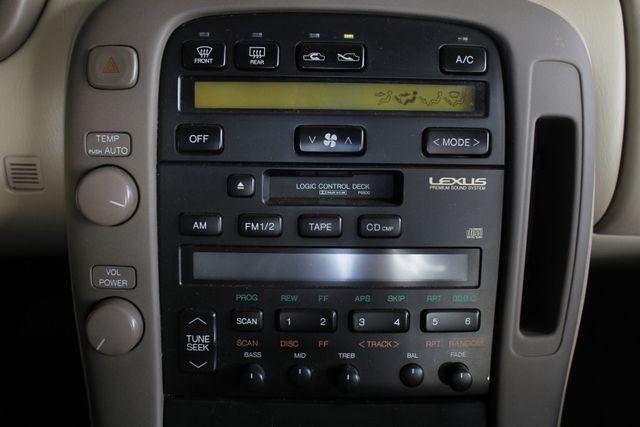 1993 Lexus SC 300 SUNROOF - HEATED LEATHER - PREMIUM SOUND! Mooresville , NC 30