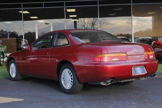 1993 Lexus SC 300 SUNROOF - HEATED LEATHER - PREMIUM SOUND! Mooresville , NC 24