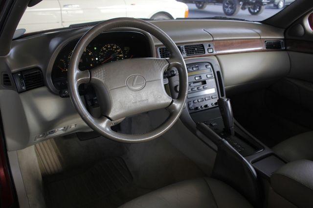 1993 Lexus SC 300 SUNROOF - HEATED LEATHER - PREMIUM SOUND! Mooresville , NC 26