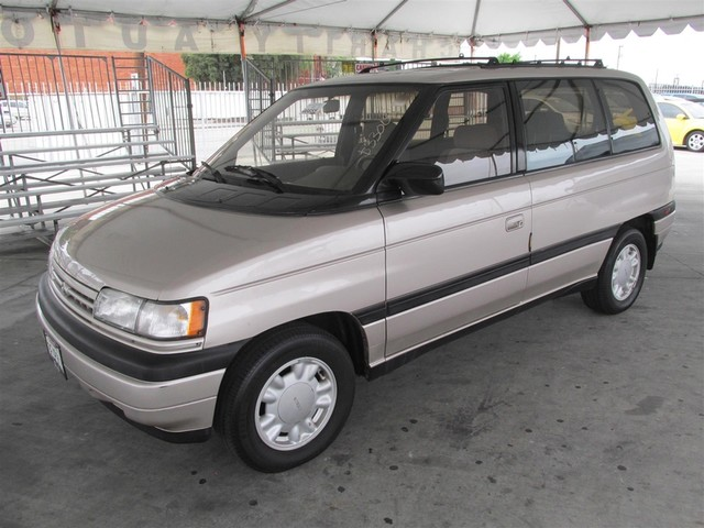 1993 Mazda MPV This particular Vehicle comes with 3rd Row Seat Please call or e-mail to check ava