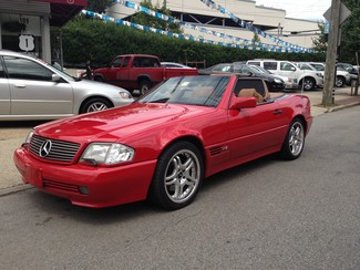 1993 Mercedes-Benz 600SL V12 New Rochelle, New York 7