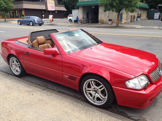 1993 Mercedes-Benz 600SL V12 New Rochelle, New York 9