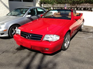 1993 Mercedes-Benz 600SL V12 New Rochelle, New York 4