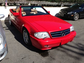 1993 Mercedes-Benz 600SL V12 New Rochelle, New York 5