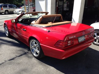 1993 Mercedes-Benz 600SL V12 New Rochelle, New York 6