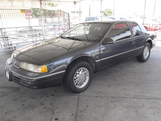 1993 Mercury Cougar XR7 This particular Vehicles true mileage is unknown TMU Please call or e-