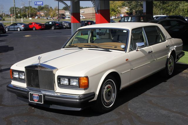 1993 Rolls-Royce Silver Spur II EXCEPTIONAL CONDITION - GARAGE KEPT! Mooresville , NC 25