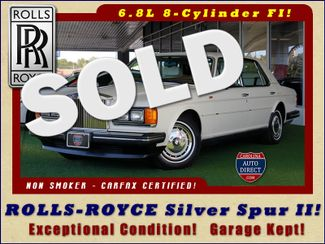 1993 Rolls-Royce Silver Spur II EXCEPTIONAL CONDITION - GARAGE KEPT! Mooresville , NC
