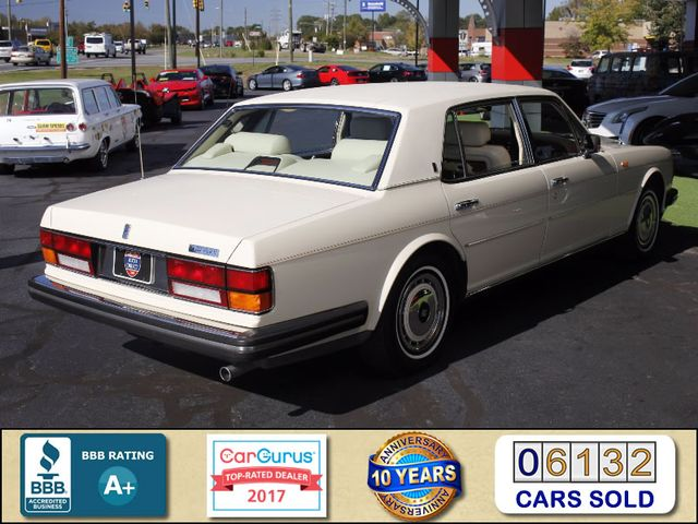1993 Rolls-Royce Silver Spur II EXCEPTIONAL CONDITION - GARAGE KEPT! Mooresville , NC 1