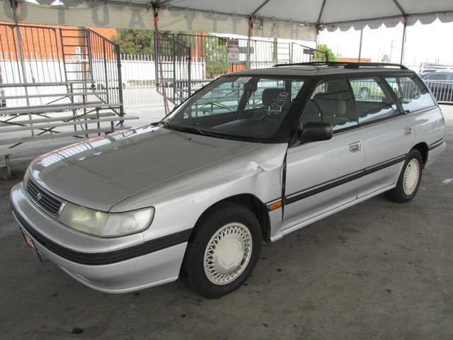 1993 Subaru Legacy Sedan L wo ABS Please call or e-mail to check availability All of our vehicl