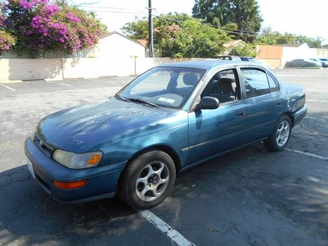 1993 Toyota Corolla DLX | Santa Ana, California | Santa Ana Auto Center in Santa Ana, California