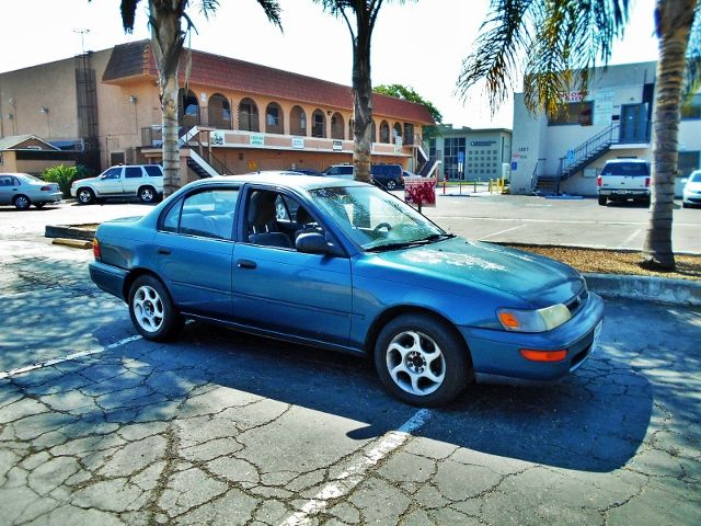 1993 Toyota Corolla DLX | Santa Ana, California | Santa Ana Auto Center in Santa Ana California