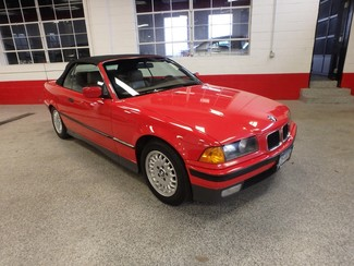 1994 Bmw 325 Ci convertible ONE OWNER CHERRY Saint Louis Park, MN
