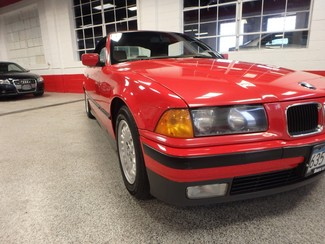 1994 Bmw 325 Ci convertible ONE OWNER CHERRY Saint Louis Park, MN 11