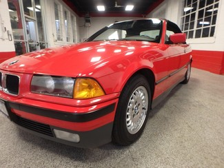 1994 Bmw 325 Ci convertible ONE OWNER CHERRY Saint Louis Park, MN 12