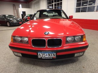 1994 Bmw 325 Ci convertible ONE OWNER CHERRY Saint Louis Park, MN 13