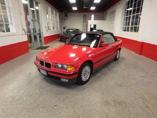 1994 Bmw 325 Ci convertible ONE OWNER CHERRY Saint Louis Park, MN 2