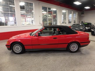 1994 Bmw 325 Ci convertible ONE OWNER CHERRY Saint Louis Park, MN 5